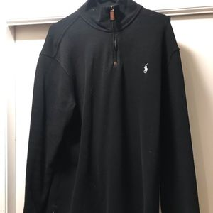 Ralph Lauren Polo 1/4 ZIP Sweater